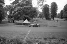 Gordini Jean Behra at 1954 Oulton Park Gold Cup